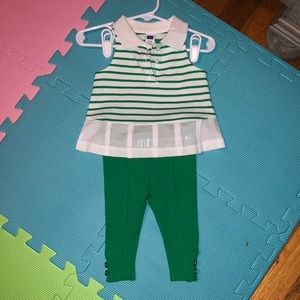 Janie and Jack 3-6 month outfit